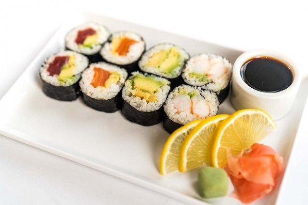 Sushi Rolls - 2 pieces per serve